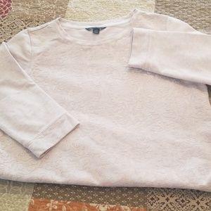 Lands' End sweatshirt